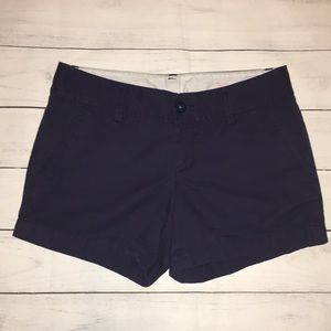 Navy Blue Lilly Pulitzer Shorts Size 2